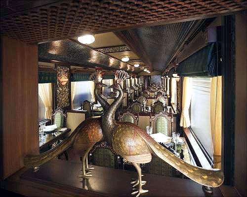 Mayur Mahal restaurant.