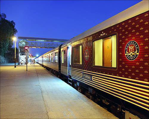 The Maharajas' Express.