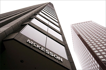 McKesson office building.