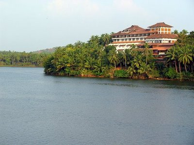 A view of Kozhikode.