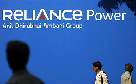 Reliance Power.