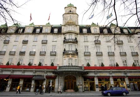 Grand Hotel in Oslo.