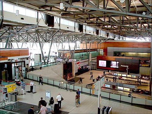 Ottawa International Airport.