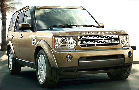 World's top 6 SUVs