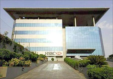 HSBC, Pune.