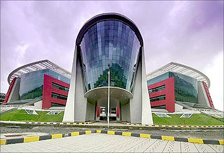 Patni Knowledge Park, Mumbai.