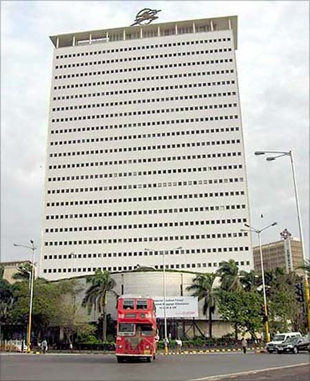 Air India building, Mumbai.