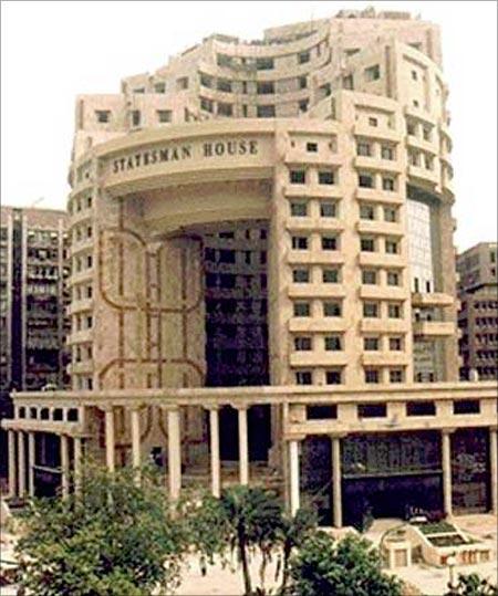 Statesman House, New Delhi.