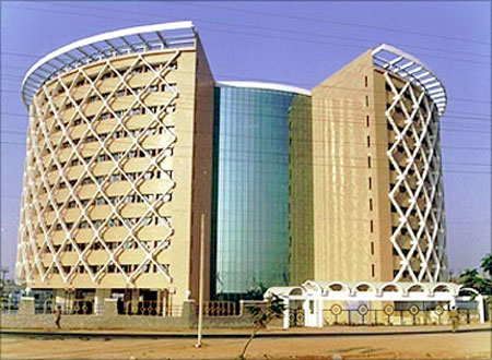 Cyber Towers, Hyderabad.