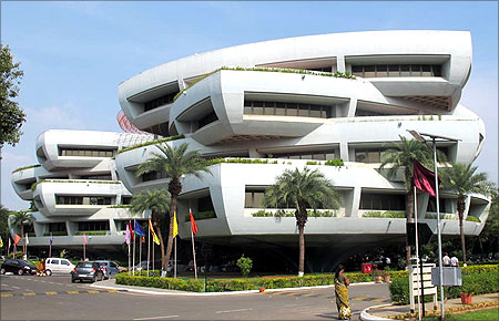 Amazing office buildings in India - Rediff.com Business - photo#10