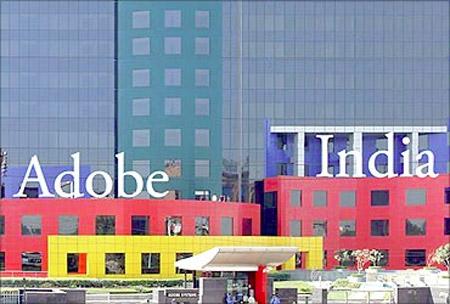 Adobe headquarters.