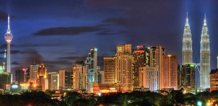 Kuala Lumpur is ranked 16th.