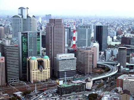 Osaka is ranked 21st.