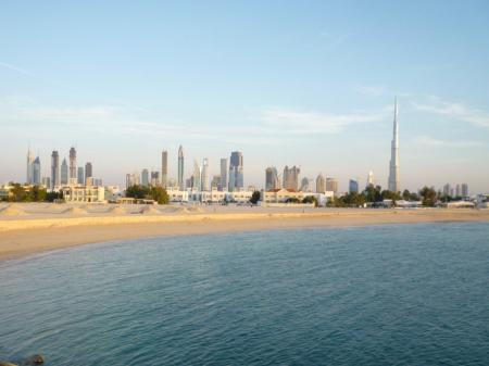Dubai is ranked seventh.