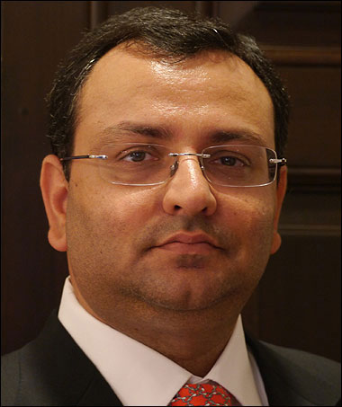 Cyrus Mistry, chairman of Tata Motors