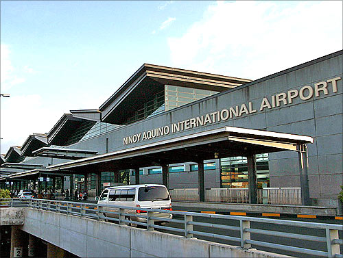 Ninoy Aquino International.