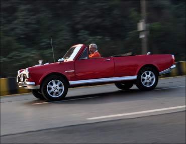 The Fiat SB1100.