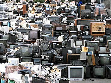 Solving the e-waste problem.