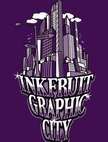 Inkfruit design.
