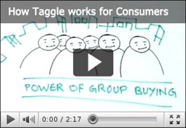 Taggle wins in the e-commerce space.