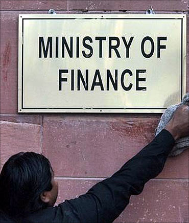 High-profile finance ministry.
