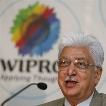 Azim Premji, Wipro chairman.