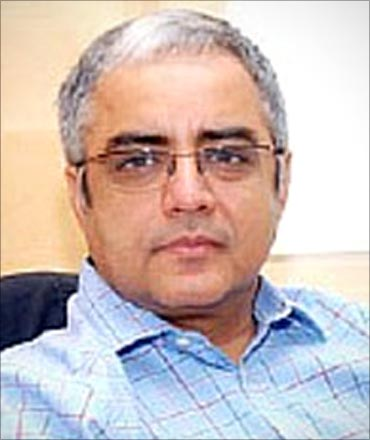 Former CEO of Tech Mahindra Sanjay Kalra.