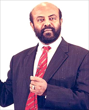 Shiv Nadar, chairman of HCL.