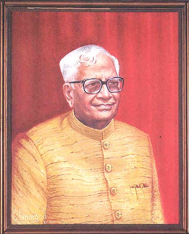 R Venkataraman.