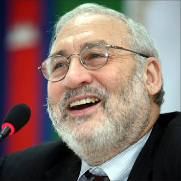 Nobel Prize-winning economist Joseph Stiglitz.
