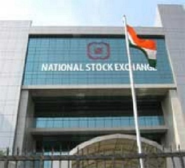 National Stock Exchange.