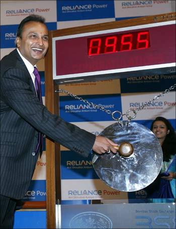 ADAG chairman Anil Ambani.