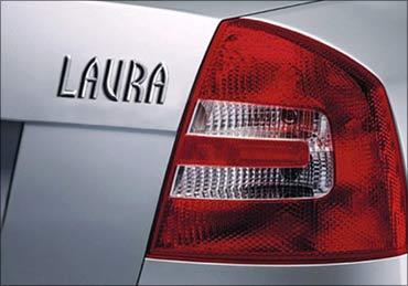 Skoda Laura