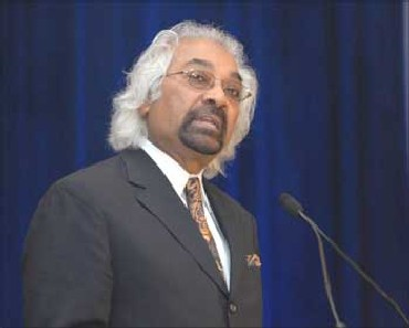 Sam Pitroda, architect of India's telecom revolution