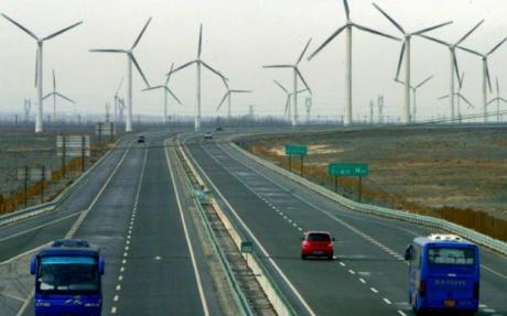 China's leadership in alternative energy is worrying the US