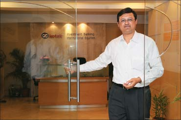 Sanjeev Prasad, ED and Co-Head, Kotak Institutional Equities