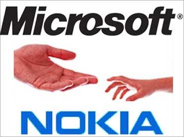 Nokia, Microsoft in JV to boost smartphone biz
