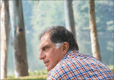 Power, wealth not my main stakes: Ratan Tata