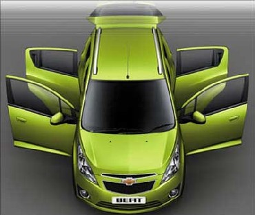 New diesel variant of Chevrolet Beat by June