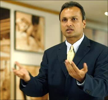 Reliance ADAG Chairman Anil Ambani