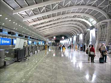 In 2009, Chhatrapati Shivaji International Airport was ranked 12