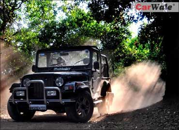 Road test: The superb Rs 5.99-lakh Mahindra Thar