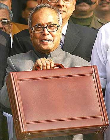 Pranab Mukherjee is expected to present a populist Budget