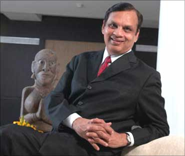 Videocon group chairman Venugopal Dhoot.