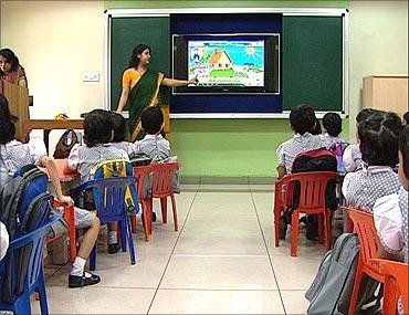 Educomp class.