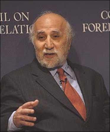 Professor Fouad Ajami.