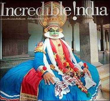 Incredible India.