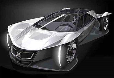 Cadillac Aera.