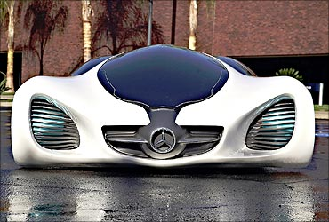 10 Futuristic Cars You Must See Rediff Com Business