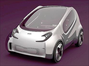 Kia Pop Concept.